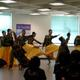 Sri-warisan-showcasing-malay-dance-for-bdc