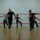 Rehersal-at-the-squash-court-dedeman-hotel